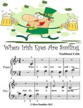 When Irish Eyes Are Smiling - Beginner Tots Piano Sheet Music
