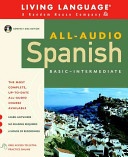 ALL-AUDIO SPANISH - BASIC INTERMEDIATE