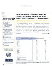 Eclac Notes