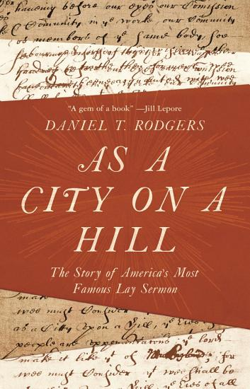 As a City on a Hill PDF