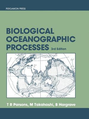 Biological Oceanographic Processes