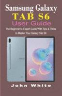 Samsung Galaxy Tab S6 User Guide