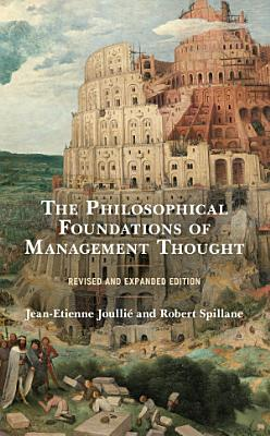 The Philosophical Foundations of Management Thought PDF