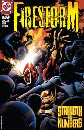 Firestorm (2004-) #12