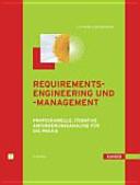 Requirements Engineering und  Management PDF