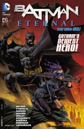 Batman Eternal (2014-) #42