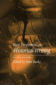 New Perspectives on Historical Writing PDF