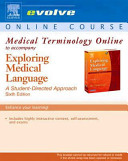 Medical Terminology Online to Accompany Exploring Medical Language PDF