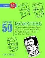 Draw 50 Monsters PDF
