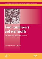 Food Constituents and Oral Health PDF