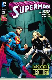 Superman (2012-) #34