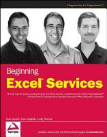 Beginning Excel Services PDF