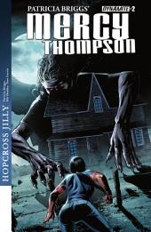 Patricia Briggs' Mercy Thompson: Hopcross Jilly #2