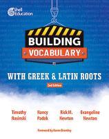 Greek and Latin Roots PDF