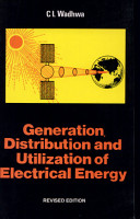 Generation  Distribution and Utilization of Electrical Energy PDF