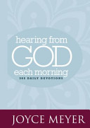 Hearing from God Each Morning PDF