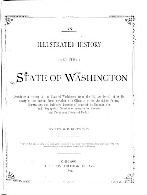 An Illustrated History of the State of Washington PDF