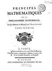 Principes mathématiques de la philosophie naturelle