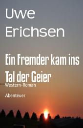 Ein Fremder kam ins Tal der Geier: Western-Roman