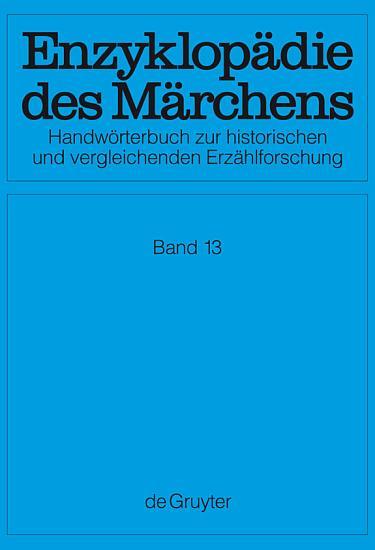 Enzyklop  die des M  rchens  Suchen Verf  hrung PDF