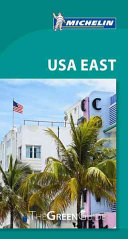 Michelin Green Guide USA East