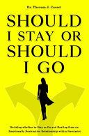 Should I Stay Or Should I Go Book PDF