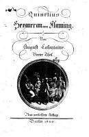 Quinctius Heymeran von Flaming PDF