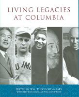 Living Legacies at Columbia PDF