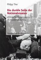 Die dunkle Seite der Nationalstaaten PDF