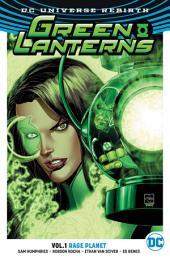 Green Lanterns Vol. 1: Rage Planet: Volume 1