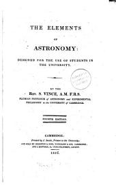 The principles of astronomy