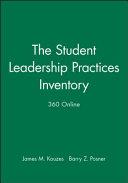 Student Leadership Practices Inventory  SLPI  Online