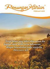 Renungan Harian®: Februari 2016