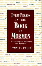 Every Person in the Book of Mormon