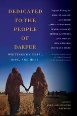 Dedicated to the People of Darfur PDF