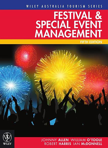 Festival and Special Event Management  Google eBook