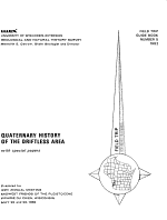 Quaternary History of the Driftless Area PDF