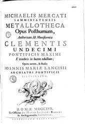 Metallotheca vaticana