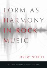 Form As Harmony in Rock Music PDF