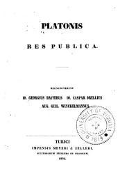 Platonis Res publica