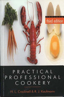 Practical Professional Cookery Book PDF