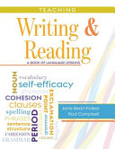Teaching Writing and Reading