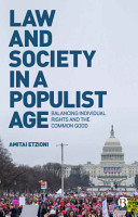 Law and society in a populist age PDF