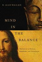 Mind in the Balance PDF