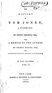 The History of Tom Jones, a Foundling: Volume 2