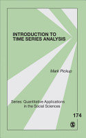Introduction to Time Series Analysis PDF