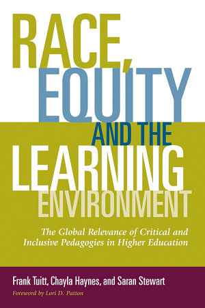 Race  Equity  and the Learning Environment PDF