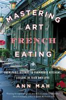 Mastering the Art of French Eating PDF