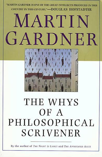 Download The Whys of a Philosophical Scrivener Book