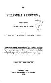 The Millennial Harbinger: Volume 7